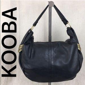 ⭐️ KOOBA LARGE  HOBO BAG 💯AUTHENTIC